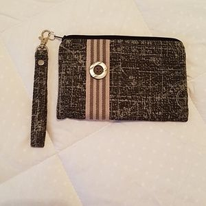 Laura Bee Designs Wristlet Bag